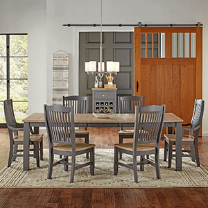 Traditional Wood Dining Tables dining room furniture | dining table, traditional dining set